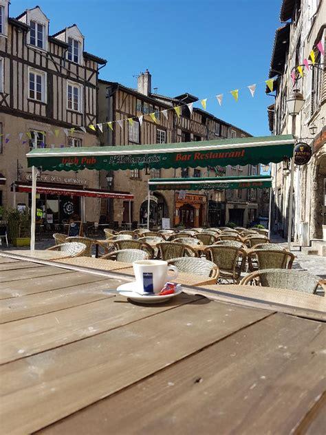 family limoges adresse l irlandais restaurant 2 rue haute cit 233 87000 limoges adresse horaire