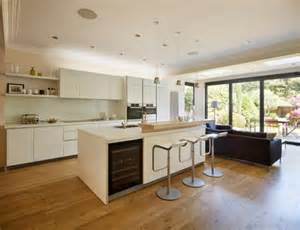 open plan kitchen design ideas 17 impressive open plan kitchen designs that everyone