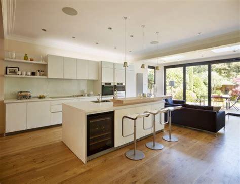 impressive open plan kitchen designs