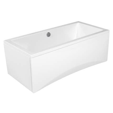 vente de baignoire encastrable design en acrylique sur