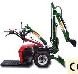 escavatore  motocoltivatore mulino elettrico  cereali professionale