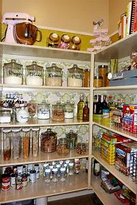 organizing a pantry 14 Inspirational Kitchen Pantry Makeovers - Home Stories A ...