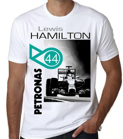 lewis t shirt lewis hamilton t shirt 2017 formula 1 retro racing top s