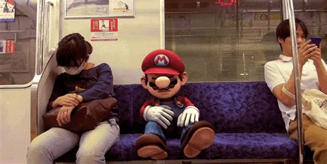 Smash Bros Video Puts Mario In Real Life Tokyo