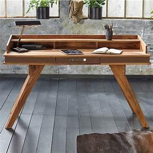 Sekretär Modern Design : sekret r shan 6328 von wolf m bel schreibtisch in massiven ~ Watch28wear.com Haus und Dekorationen