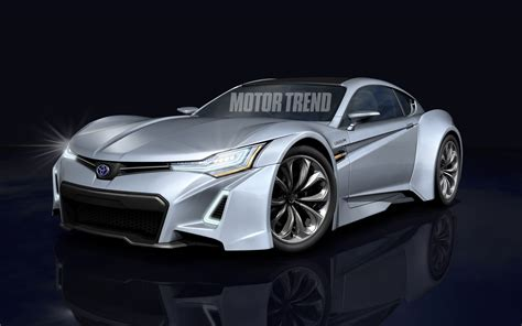 New Details On The Bmwtoyota Sports Car