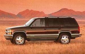 1998 Chevrolet Tahoe Warning Reviews