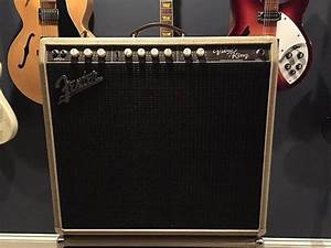 Fender Vibro King Custom 1995 Blonde