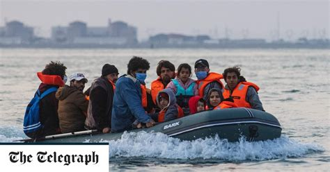 Third chartered flight to deport Channel migrants is ...