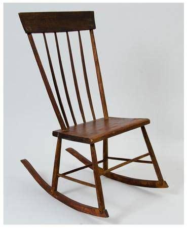 vintage rocking chair 225 of craigslist