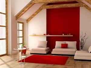 Wandgestaltung Für Jugendzimmer : jugendzimmer rot alles ber wohndesign und m belideen ~ Markanthonyermac.com Haus und Dekorationen