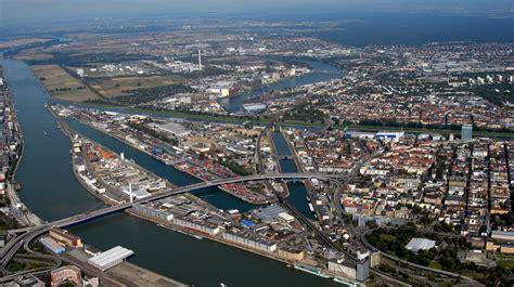 fileluftbild hafen mannheimjpg wikimedia commons