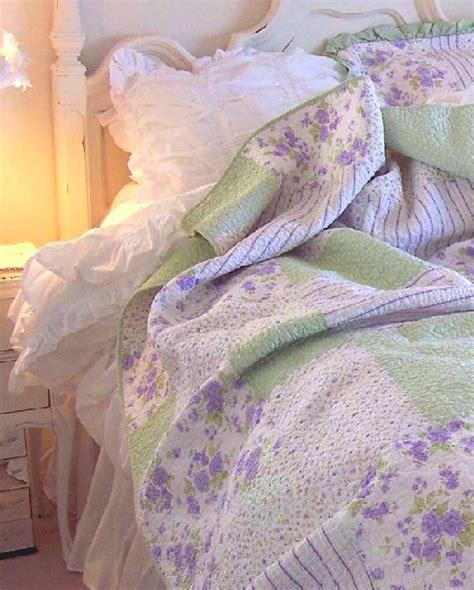 mint green shabby chic bedding mint green sea glass paisley flowers shabby cottage beach chic queen quilt set shabby and romantic