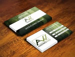 Business card design austin tx best business cards for Austin business cards