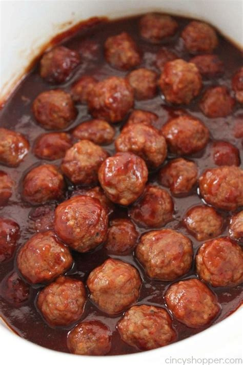 crockpot appetizers 1000 ideas about meatballs in crock pot on pinterest grape jelly jelly meatballs and grape
