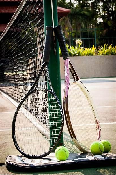 Tennis Courts Court Hard Open Grass Golf