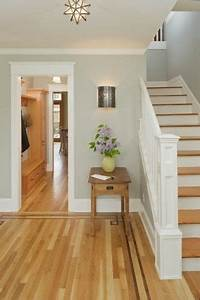 lovely entry with light grey walls white trim medium With kitchen colors with white cabinets with presse papier windows 10
