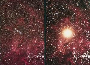 The Stellar Life Cycle: Type II Supernova