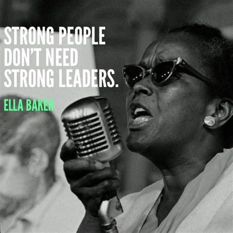 women civil rights leaders