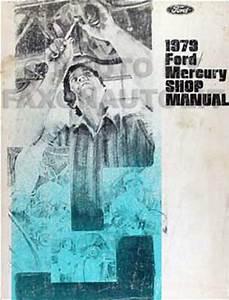 1979 Ford Ltd And Mercury Marquis  Grand Marquis Wiring Diagram Original