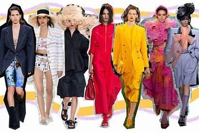 Trends Summer Spring Fall Cinque Paris Ss19