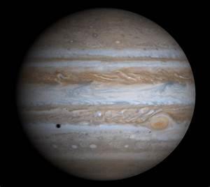 Jupiter Fact Sheet