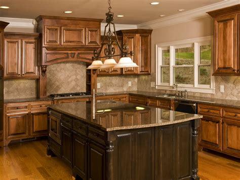 kitchen sweet tropical brown granite countertops