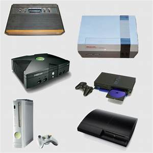 History of video game consoles timeline | Timetoast timelines
