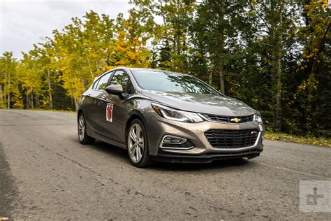 2018 Chevrolet Cruze Hatch Diesel First Drive Review