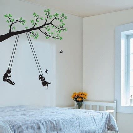 wall painting designs in blue colour simple wall designs with paint for 2014 fashionate Simple