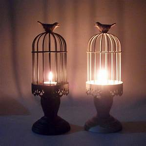 fashion decorative bird cages weddings decoration metal With decorative lanterns for wedding