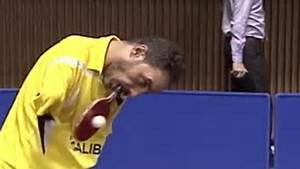 Armless ping pong player competes against world's top pros ...