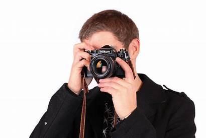 Photographer Gnu