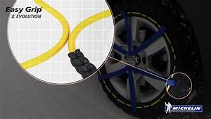 Michelin Easy Grip Evolution Avis : michelin easy grip evolution composite snow chain youtube ~ Farleysfitness.com Idées de Décoration