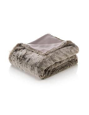 Marks And Spencer Sofa Throws by Faux Fur Throw