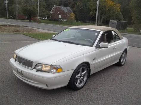 sell   volvo  convertiblejust  time