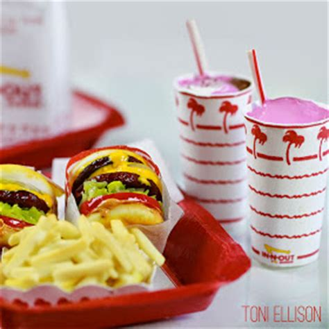 Toni Ellison In N Out In Miniature  Double Double