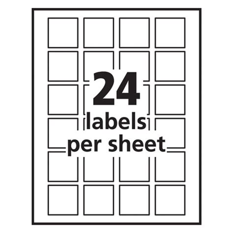 avery 22805 template avery 22805 labels