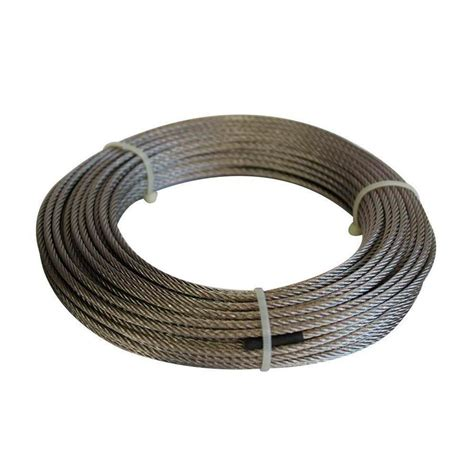 Shop Prova Stainless Steel Cable At Lowescom