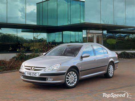 2001 Peugeot 607  Picture 12413  Car Review @ Top Speed