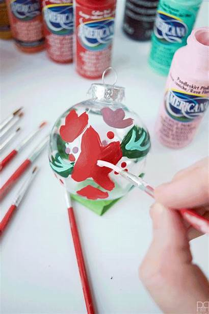 Ornaments Painted Painting Paintings Easy