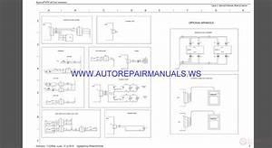 Raymond Rtw3-35-40 Lift Truck Schematics Manual