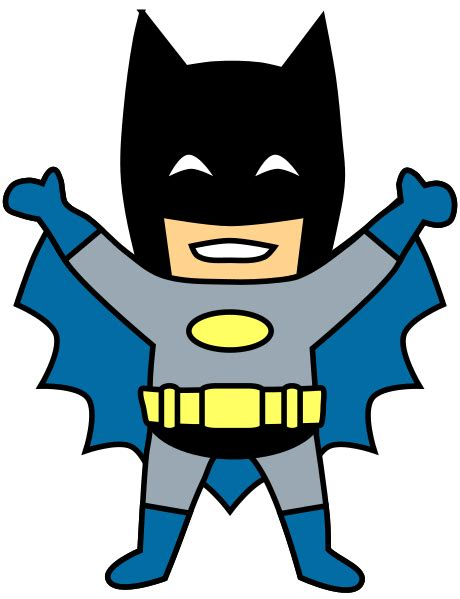 Batman Clipart File Batman Clipart Svg Wikimedia Commons