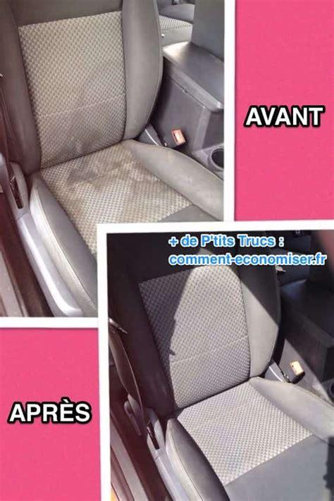 produit pour nettoyer siege voiture tissu comment nettoyer facilement vos sièges de voiture