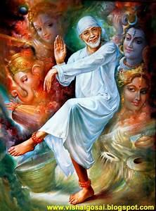 VISHAL GOSAI: Sai Baba Shirdi