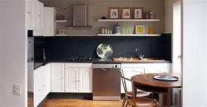 Relooker Meuble Cuisine : customiser cuisine en bois assuranceissylesmoulineaux ~ Mglfilm.com Idées de Décoration