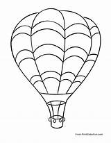 Balloon Air Coloring Pages Line Flying Sheet Drawing Balloons Sky Huge Printable Adult Surprise Unknown Getdrawings Sheets Fresh Worksheets Grade sketch template