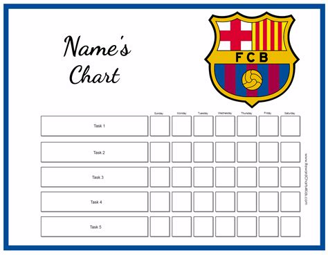 charts  sports groups customize