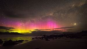 What Does The Aurora Australis Look Like From Space