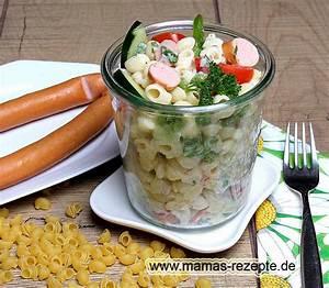 Bilder Im Glas : nudelsalat im glas mit w rstchen mamas rezepte mit bild und kalorienangaben ~ Orissabook.com Haus und Dekorationen